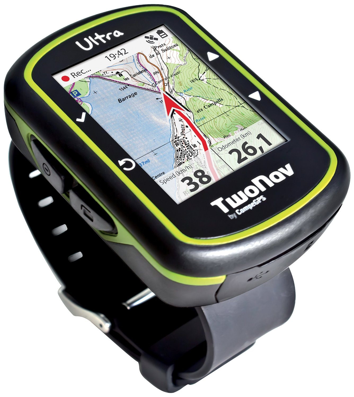 montre GPS TwoNav Ultra Pack GPS avec son écran large